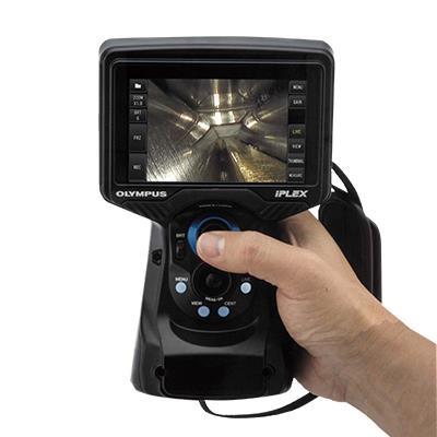 工业内窥镜中的CCD技术